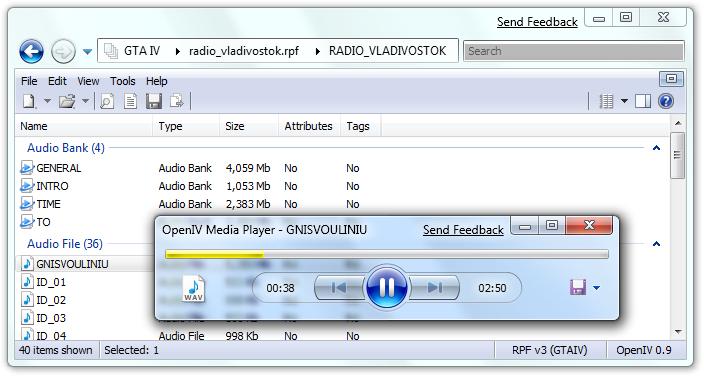 OpenIV beta